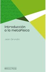 E-book Introducción a la metafísica
