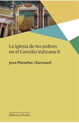 E-book La Iglesia de los pobres en el Concilio Vaticano II