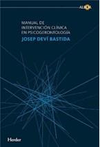 E-book Manual de intervención clínica en psicogerontología