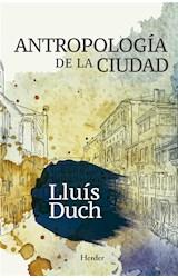 E-book Antropología de la ciudad