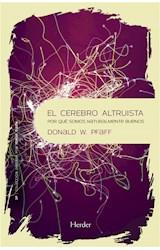 E-book El cerebro altruista