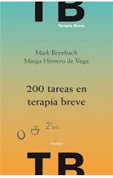 E-book 200 tareas en terapia breve