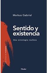 Papel SENTIDO Y EXISTENCIA