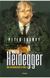 E-book Martin Heidegger