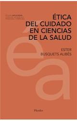 E-book Ética del cuidado en ciencias de la salud