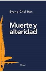 Papel MUERTE Y ALTERIDAD