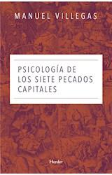 E-book Psicología de los siete pecados capitales