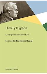 E-book El mal y la gracia