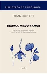 E-book Trauma, miedo y amor