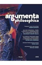 E-book Argumenta philosophica 2019/2