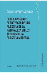 E-book Pierre Gassendi