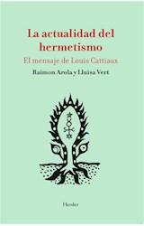 E-book La actualidad del hermetismo
