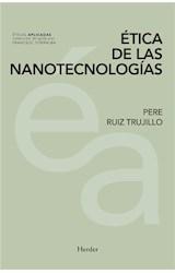 E-book Ética de las nanotecnologías