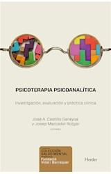 E-book Psicoterapia psicoanalítica