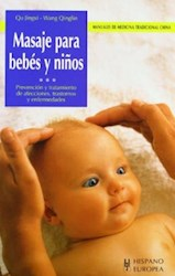 Libro Masajes Para Bebes Y Niños