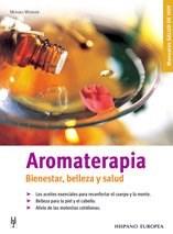Libro Aromaterapia  Bienestar  Belleza Y Salud