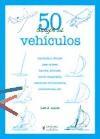 Libro 50 Dibujos De Vehiculos