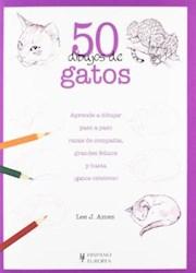 Libro 50 Dibujos De Gatos