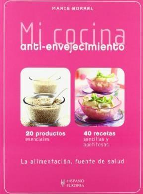 Papel Mi Cocina Anti Envejecimiento 20 Productod 40 Recetas