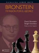 Libro Bronstein  Mi Pasion Por El Ajedrez