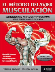 Libro El Metodo Delavier Musculacion