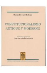 Papel CONSTITUCIONALISMO ANTIGUO Y MODERNO