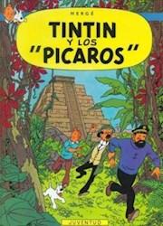 Libro Tintin Y Los Picaros  Encuadernado