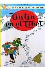 Papel TINTIN (TD) EN EL TIBET