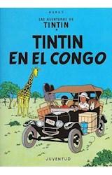 Papel TINTIN (TD) EN EL CONGO