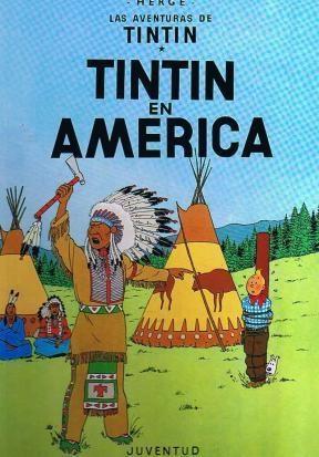 Papel Tintin En America (Td)