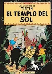 Libro El Templo Del Sol  Las Aventuras De Tintin  Encuadernado