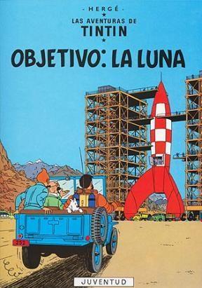 Papel Tintin - Objetivo: La Luna (Td)
