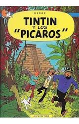 Papel TINTIN Y LOS PICAROS