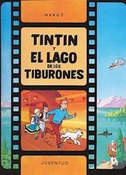 Libro Tintin Y El Lago De Los Tiburones