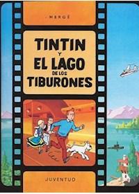 Papel Tintin 25: El Lago De Los Tiburones (R)