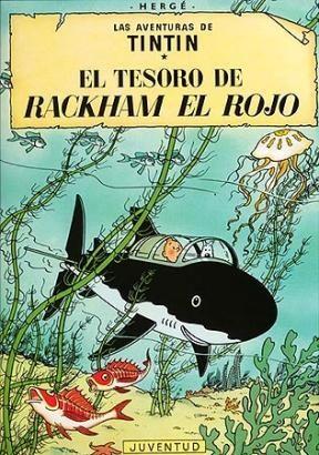 Papel Tintin - El Tesoro De Rackham El Rojo (Tb)
