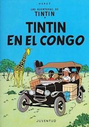 Libro Tintin En El Congo  Las Aventuras De Tintin