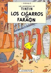 Libro Los Cigarros Del Faraon  Las Aventuras De Tintin