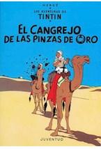 Papel EL CANGREJO DE LAS PINZAS DE ORO