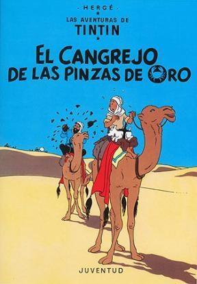Papel Tintin - El Cangrejo De Las Pinzas De Oro (Tb)
