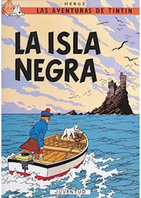 Papel Tintin 07: La Isla Negra (R)