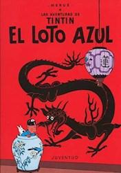 Papel Tintin El Loto Azul