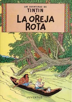 Papel Tintin - La Oreja Rota (Tb)