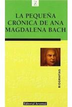 Papel PEQUEÑA CRONICA DE ANA MAGDALENA,LA (275)