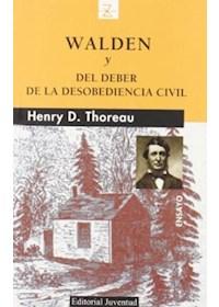 Papel Walden Y Del Deber De La Desobediencia Civil