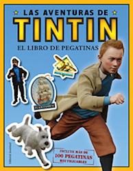 Libro Las Aventuras De Tintin  El Libro De Pegatinas