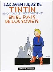 Libro En El Pais De Los Soviets  Las Aventuras De Tintin