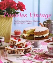 Libro Pasteles Vintage