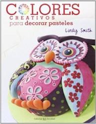 Libro Colores Creativos Para Crear Pasteles