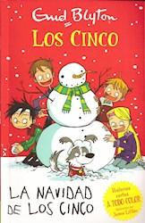 Libro Los Cinco La Navidad De Los Cinco - Historias Cortas A Todo Color